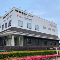 長岡赤十字病院前店外観